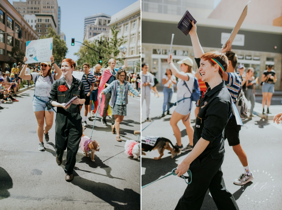 Oakland Pride by Katherine Elyse Photography 2